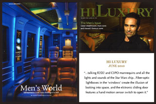 HI Luxury Magazine