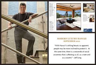 Modern Luxury Hawaii Sept 2010