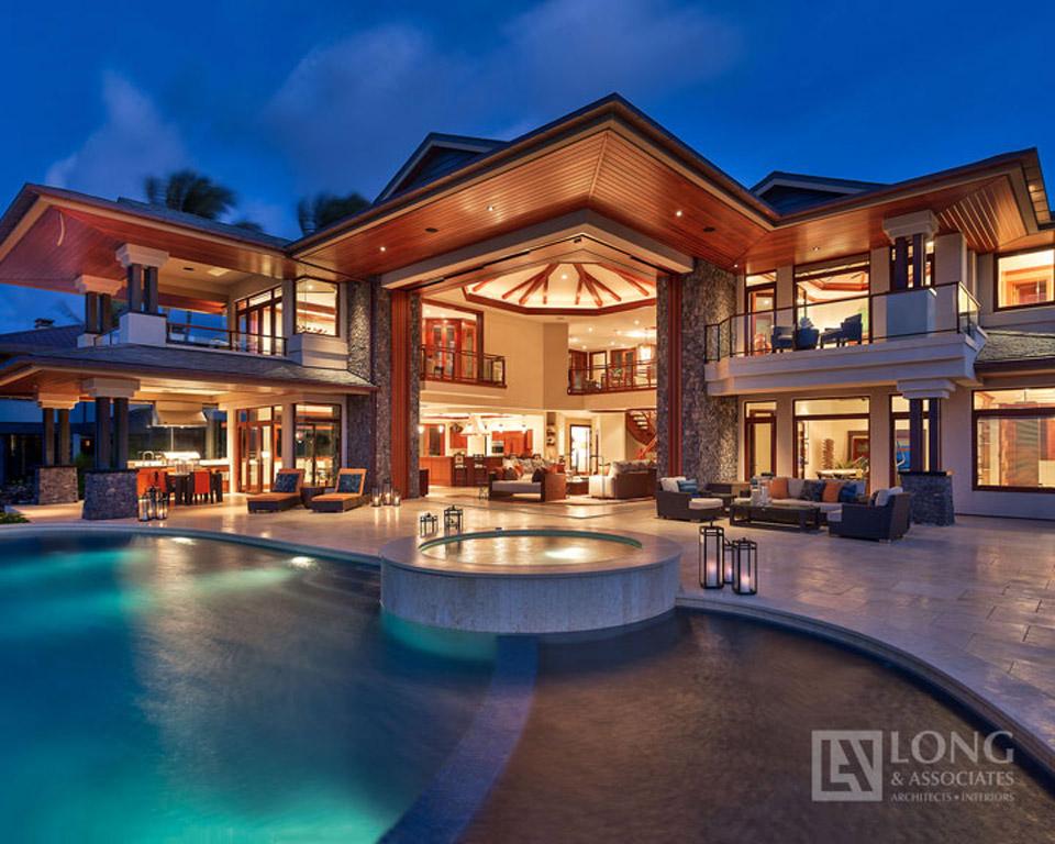 Surprising Hawaiian Home Designs Images Plan 3d House