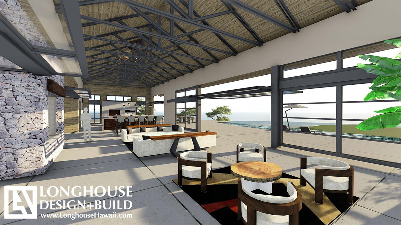 Neighbor Island Longhouse Design Build